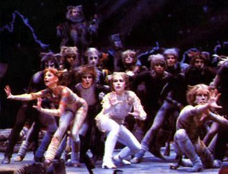 Cats (musical) - The original 1981 London cast of Cats