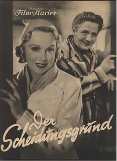 <i>Cause for Divorce</i> 1937 film