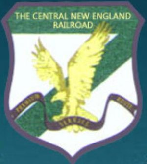 Central New England Railroad - Image: Central New England Railroad Logo