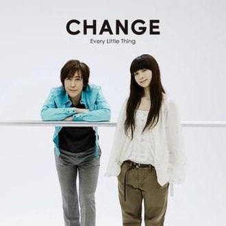 Change (Every Little Thing album) - Image: Change album 2010