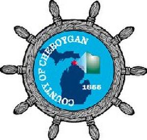 Cheboygan County, Michigan - Image: Cheboygan County mi seal