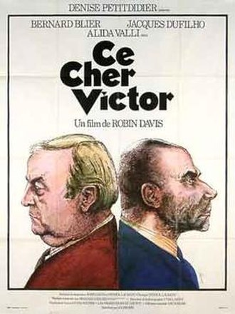 Cher Victor - Film poster