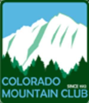 Colorado Mountain Club - Image: Colorado Mountain Club Logo