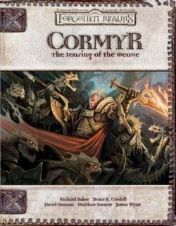 Cormyr, The Tearing of the Weave (D&D module).jpg
