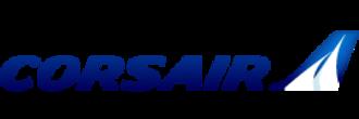Corsair International - Image: Corsair International logo