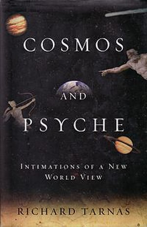 Cosmos and Psyche - Cover of the first edition