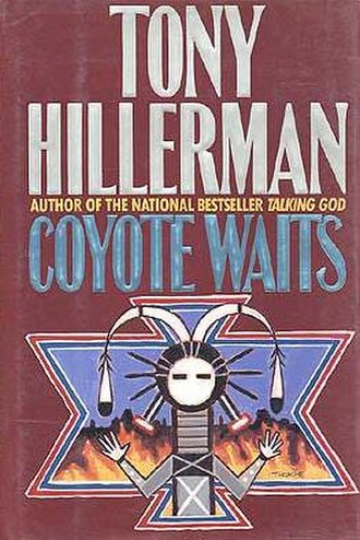Coyote Waits - First edition cover