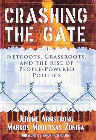 Crashing the Gate - Image: Crashing the gate