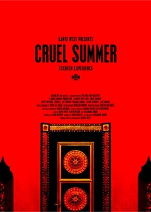 Cruel Summer (film) - Promotional poster