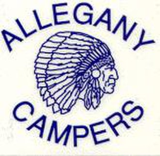 Allegany High School - Image: Cumberland md alco campers