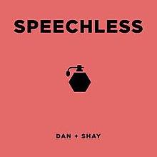 Dan and Shay - Speechless (single cover).jpg