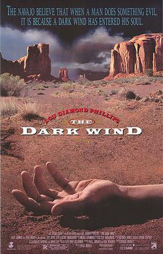 The Dark Wind (1991 film) - Theatrical release poster