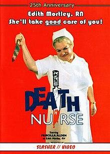 Deathnursedvd Nurse Wikipedia