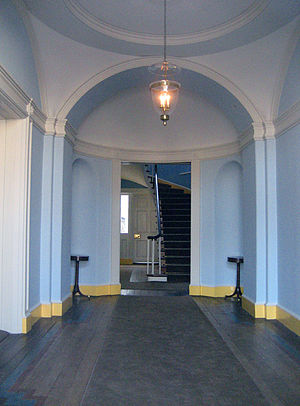 Decatur House - Image: Decatur Foyer 1