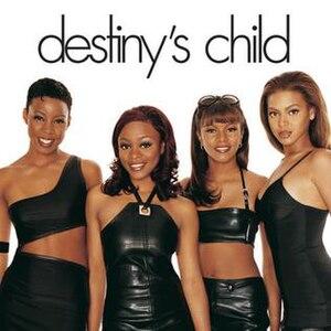 Destiny's Child (album) - Image: Destiny's Child – Destiny's Child (album)