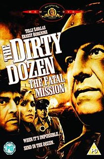 <i>The Dirty Dozen: The Fatal Mission</i> 1988 television film directed by Lee H. Katzin