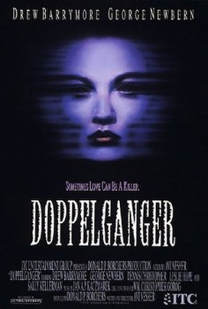 Doppelganger (1993 film) - Theatrical release poster