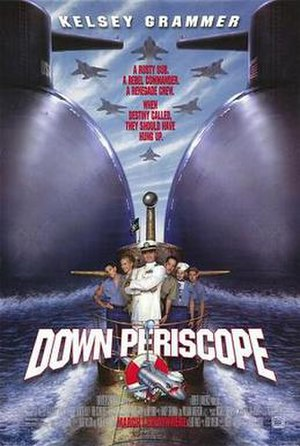Down Periscope - Theatrical release poster