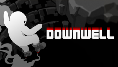 Picture of a game: Downwell