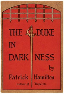 <i>The Duke in Darkness</i> 1942 psychological drama play