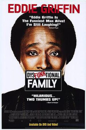 Dysfunktional Family - Theatrical release poster