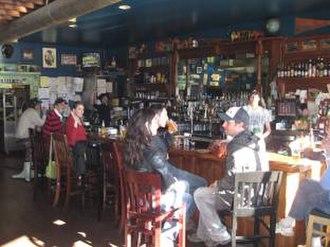 The EARL - Image: Earl Bar Inside