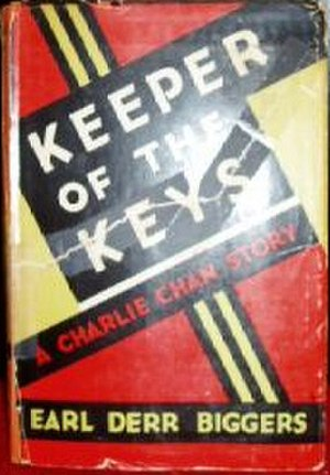 Keeper of the Keys - First edition cover