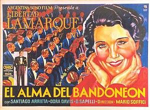The Soul of the Accordion - Image: El Almadelbandoneónpost er