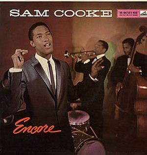 Encore (Sam Cooke album) - Image: Encore (Sam Cooke album)