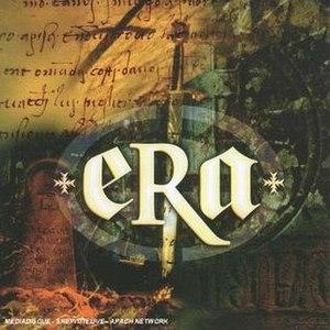 Era (Era album) - Image: Era Era Cover