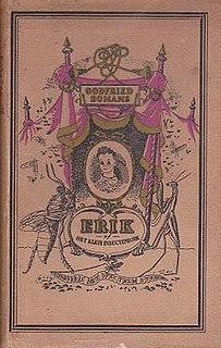 <i>Erik of het klein insectenboek</i> book by Godfried Bomans