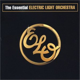 The Essential Electric Light Orchestra - Image: Essential EL Oalbumcover