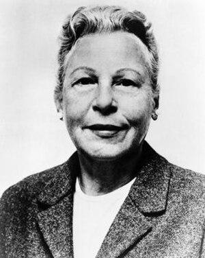 Estelle Griswold - Estelle Griswold, c. 1964
