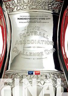 2011 FA Cup Final Football match