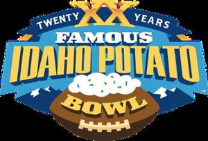 2016 Famous Idaho Potato Bowl - Image: Famous Idaho Potato Bowl 20
