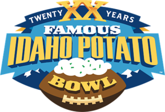 2016 Famous Idaho Potato Bowl - Image: Famous Idaho Potato Bowl 20