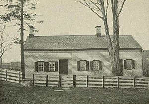 Fanny Crosby - Birthplace of Fanny Crosby