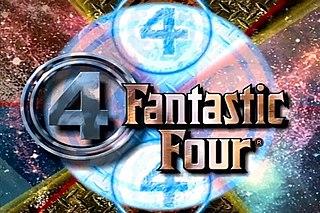 <i>Fantastic Four</i> (1994 TV series) 1994 animated television series