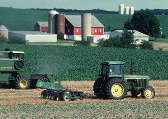 Sullivan County, Indiana - Image: Farm 300