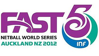 Fast5 Netball World Series - Image: Fast 5 Auckland 2012