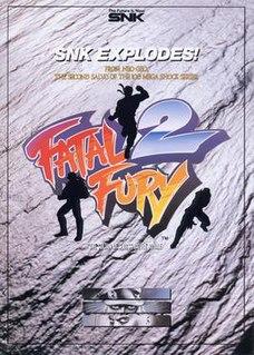 <i>Fatal Fury 2</i> 1992 arcade video game