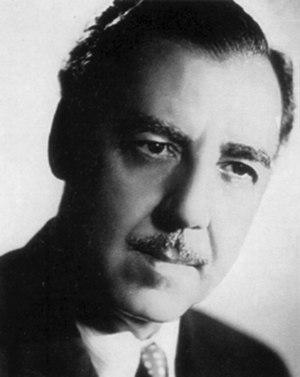 Ariel Award for Best Actor - Mexican performer Fernando Soler won in 1951 for No Desearás a la Mujer de Tu Hijo.
