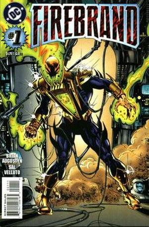 Firebrand (DC Comics) - Image: Firebrand 1996