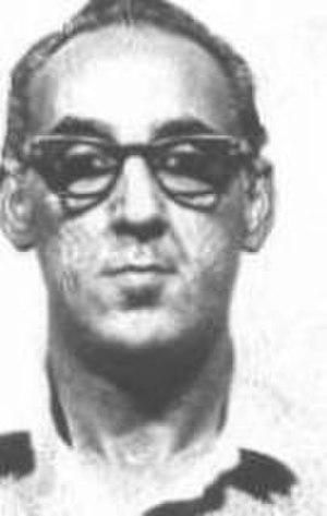 Frank Sindone - Philadelphia Police Department mugshot of Frank Sindone