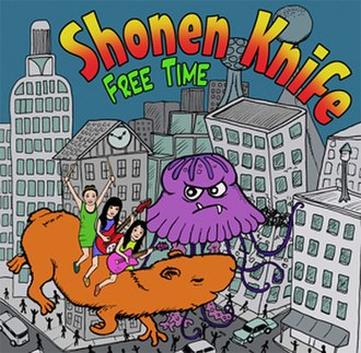 Free Time (album) - Image: Free time uk