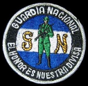 National Guard (El Salvador) - Image: GUARDIANACIONALELSAL VADOR