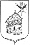 Coat of arms of Garbagnate Monastero