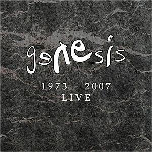 Genesis Live 1973–2007 - Image: Genesis Live 19732007