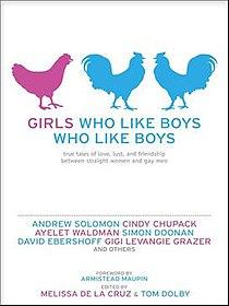Girls Who Like Boys Who Like Boys (book) - Wikipedia