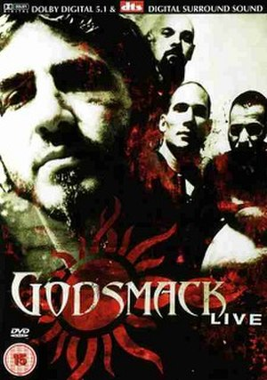 Live (Godsmack DVD) - Image: Godsmack Live